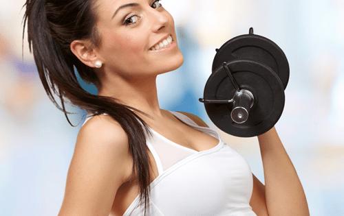 Bayan Fitness Programı